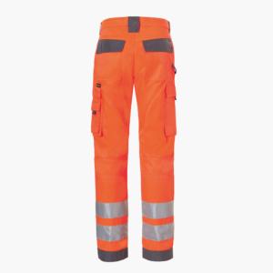 Herren Hose Safetyline ENISO-20471