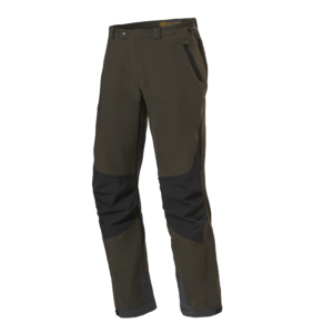 Hose Softshell Stretch Winter Men